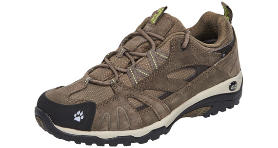Jack Wolfskin Vojo Hike Texapore Hiking Shoes Women parrot green
